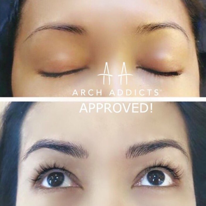 Arch Addicts Approved Microblading Michigan